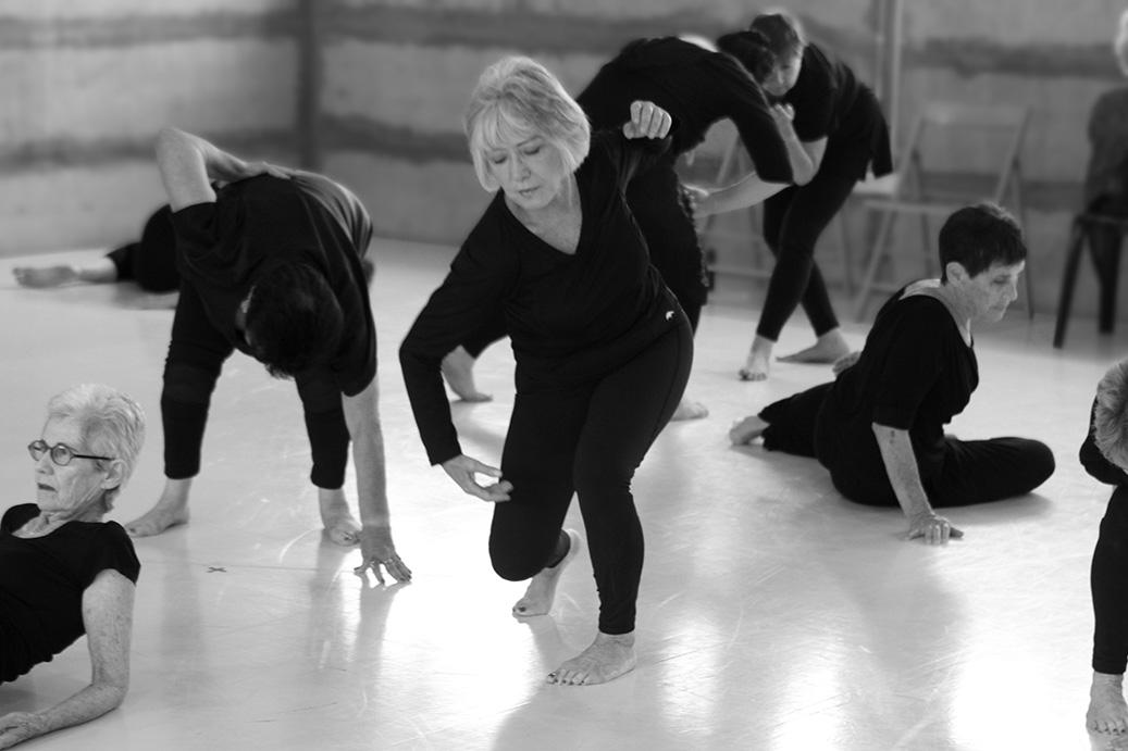 סדנת ״גילה״ בתנועה ואמנות הבמה לנשים בגיל הבוגר