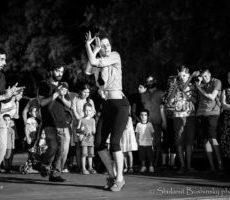 Camino יצירת פלמנקו במרחב הציבורי