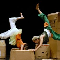 מסע קופסא       Boxes