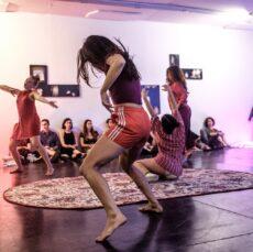 Young Girls Wanna Dance Their Spirit